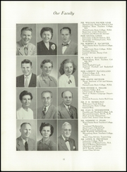 Page 16, 1953 Edition, West Chester High School - Garnet and White Yearbook (West Chester, PA) online yearbook collection