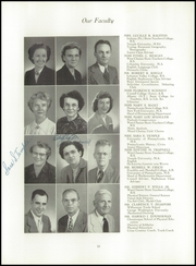 Page 17, 1953 Edition, West Chester High School - Garnet and White Yearbook (West Chester, PA) online yearbook collection