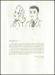 Page 9, 1953 Edition, West Chester High School - Garnet and White Yearbook (West Chester, PA) online yearbook collection