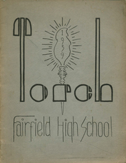 Page 1, 1939 Edition, Fairfield Area High School - Fairhian Yearbook (Fairfield, PA) online yearbook collection