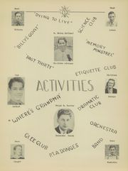 Page 15, 1939 Edition, Fairfield Area High School - Fairhian Yearbook (Fairfield, PA) online yearbook collection