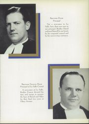 Page 15, 1942 Edition, La Salle College High School - Blue and Gold Yearbook (Wyndmoor, PA) online yearbook collection