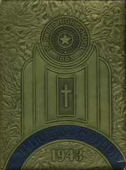 1943 Edition, La Salle College High School - Blue and Gold Yearbook (Wyndmoor, PA)