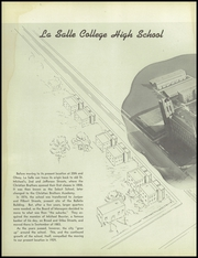 Page 10, 1950 Edition, La Salle College High School - Blue and Gold Yearbook (Wyndmoor, PA) online yearbook collection