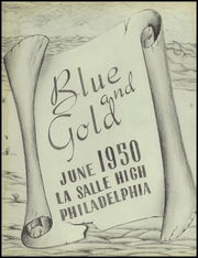 Page 6, 1950 Edition, La Salle College High School - Blue and Gold Yearbook (Wyndmoor, PA) online yearbook collection