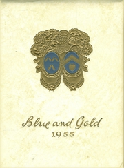 1955 Edition, La Salle College High School - Blue and Gold Yearbook (Wyndmoor, PA)