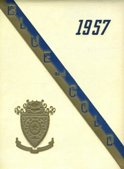 1957 Edition, La Salle College High School - Blue and Gold Yearbook (Wyndmoor, PA)