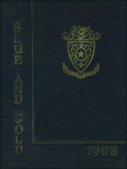1958 Edition, La Salle College High School - Blue and Gold Yearbook (Wyndmoor, PA)