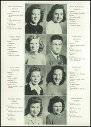 Page 14, 1945 Edition, Millersburg High School - Susquehannock Yearbook (Millersburg, PA) online yearbook collection
