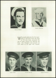 Page 6, 1945 Edition, Millersburg High School - Susquehannock Yearbook (Millersburg, PA) online yearbook collection