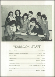 Page 7, 1945 Edition, Millersburg High School - Susquehannock Yearbook (Millersburg, PA) online yearbook collection