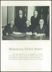 Page 9, 1945 Edition, Millersburg High School - Susquehannock Yearbook (Millersburg, PA) online yearbook collection