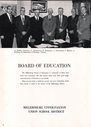 Page 10, 1961 Edition, Millersburg High School - Susquehannock Yearbook (Millersburg, PA) online yearbook collection