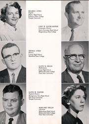 Page 12, 1961 Edition, Millersburg High School - Susquehannock Yearbook (Millersburg, PA) online yearbook collection