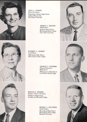 Page 14, 1961 Edition, Millersburg High School - Susquehannock Yearbook (Millersburg, PA) online yearbook collection