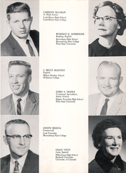 Page 15, 1961 Edition, Millersburg High School - Susquehannock Yearbook (Millersburg, PA) online yearbook collection