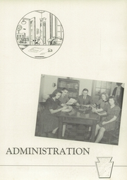 Page 11, 1943 Edition, Berlin Brothersvalley High School - Bervalon Yearbook (Berlin, PA) online yearbook collection