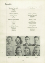 Page 14, 1943 Edition, Berlin Brothersvalley High School - Bervalon Yearbook (Berlin, PA) online yearbook collection