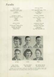 Page 16, 1943 Edition, Berlin Brothersvalley High School - Bervalon Yearbook (Berlin, PA) online yearbook collection