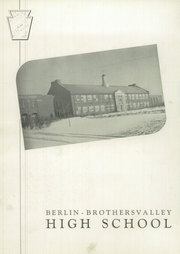 Page 6, 1943 Edition, Berlin Brothersvalley High School - Bervalon Yearbook (Berlin, PA) online yearbook collection