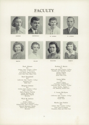 Page 15, 1946 Edition, Berlin Brothersvalley High School - Bervalon Yearbook (Berlin, PA) online yearbook collection