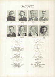 Page 16, 1946 Edition, Berlin Brothersvalley High School - Bervalon Yearbook (Berlin, PA) online yearbook collection