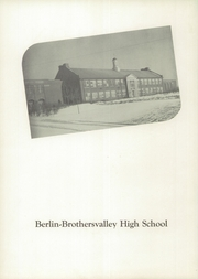 Page 6, 1946 Edition, Berlin Brothersvalley High School - Bervalon Yearbook (Berlin, PA) online yearbook collection