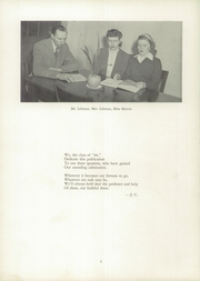 Page 8, 1946 Edition, Berlin Brothersvalley High School - Bervalon Yearbook (Berlin, PA) online yearbook collection