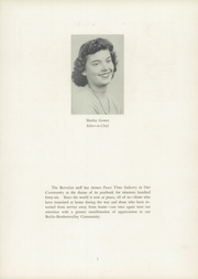 Page 9, 1946 Edition, Berlin Brothersvalley High School - Bervalon Yearbook (Berlin, PA) online yearbook collection