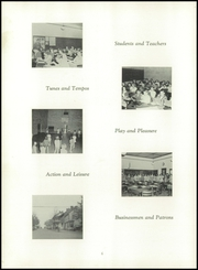 Page 10, 1948 Edition, Berlin Brothersvalley High School - Bervalon Yearbook (Berlin, PA) online yearbook collection