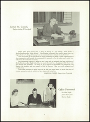 Page 13, 1948 Edition, Berlin Brothersvalley High School - Bervalon Yearbook (Berlin, PA) online yearbook collection