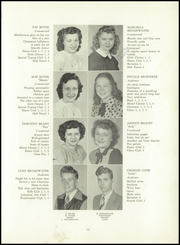 Page 17, 1948 Edition, Berlin Brothersvalley High School - Bervalon Yearbook (Berlin, PA) online yearbook collection