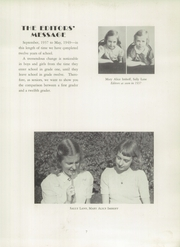 Page 11, 1949 Edition, Berlin Brothersvalley High School - Bervalon Yearbook (Berlin, PA) online yearbook collection