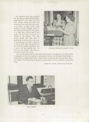 Page 13, 1949 Edition, Berlin Brothersvalley High School - Bervalon Yearbook (Berlin, PA) online yearbook collection