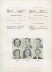 Page 16, 1949 Edition, Berlin Brothersvalley High School - Bervalon Yearbook (Berlin, PA) online yearbook collection