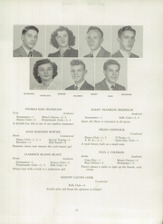 Page 17, 1949 Edition, Berlin Brothersvalley High School - Bervalon Yearbook (Berlin, PA) online yearbook collection