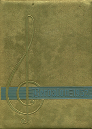 Berlin Brothersvalley High School - Bervalon Yearbook (Berlin, PA) online yearbook collection, 1952 Edition, Page 1
