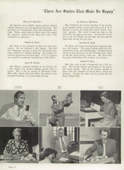 Page 17, 1952 Edition, Berlin Brothersvalley High School - Bervalon Yearbook (Berlin, PA) online yearbook collection