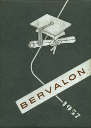 Berlin Brothersvalley High School - Bervalon Yearbook (Berlin, PA) online yearbook collection, 1957 Edition, Page 1