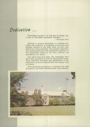 Page 8, 1959 Edition, Berlin Brothersvalley High School - Bervalon Yearbook (Berlin, PA) online yearbook collection