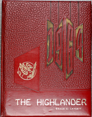 1964 Edition, Sullivan County High School - Highlander Yearbook (Laporte, PA)