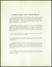 Page 10, 1959 Edition, Avella High School - Eagle Yearbook (Avella, PA) online yearbook collection