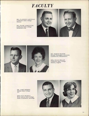 Page 17, 1966 Edition, Avella High School - Eagle Yearbook (Avella, PA) online yearbook collection