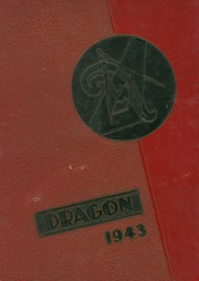 Donora High School - Dragon Yearbook (Donora, PA) online yearbook collection, 1943 Edition, Page 1