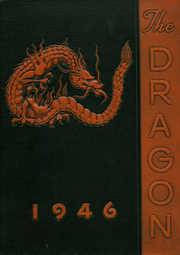 Donora High School - Dragon Yearbook (Donora, PA) online yearbook collection, 1946 Edition, Page 1