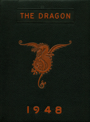 Donora High School - Dragon Yearbook (Donora, PA) online yearbook collection, 1948 Edition, Page 1
