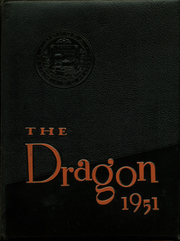 Donora High School - Dragon Yearbook (Donora, PA) online yearbook collection, 1951 Edition, Page 1