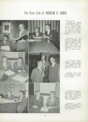 Page 12, 1951 Edition, Donora High School - Dragon Yearbook (Donora, PA) online yearbook collection