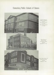 Page 15, 1951 Edition, Donora High School - Dragon Yearbook (Donora, PA) online yearbook collection