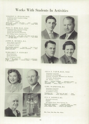 Page 11, 1953 Edition, Donora High School - Dragon Yearbook (Donora, PA) online yearbook collection